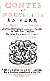 Contes et nouvelles en vers: Volume2