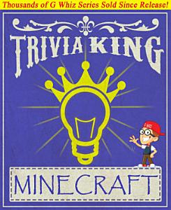 Minecraft   Trivia King  Book
