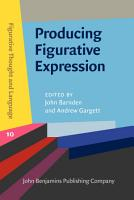 Producing Figurative Expression PDF