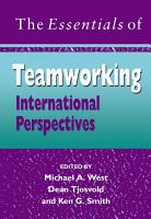 The Essentials of Teamworking PDF