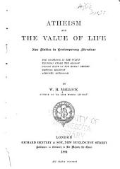 Atheism and the Value of Life: Five Studies in Contemporary Literature