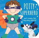Potty Superhero Book PDF