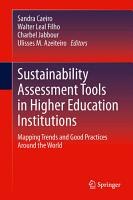 Sustainability Assessment Tools in Higher Education Institutions PDF