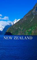 New Zealand Writing Drawing Journal