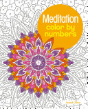 Meditation Color By Numbers Book PDF