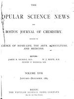 The Popular Science News and Boston Journal of Chemistry