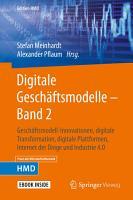 Digitale Gesch  ftsmodelle     Band 2 PDF