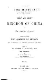 The History of the Great and Mighty Kingdom of China and the Situation Thereof: Issue 15