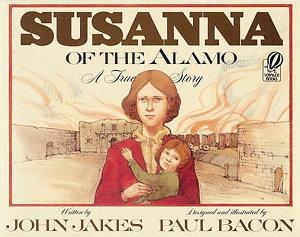 Susanna of the Alamo