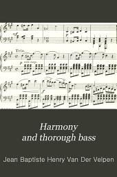 Harmony and thorough bass: Volume 2