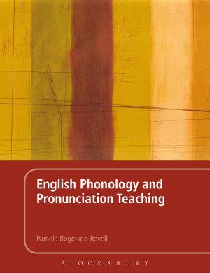 English Phonology and Pronunciation Teaching PDF