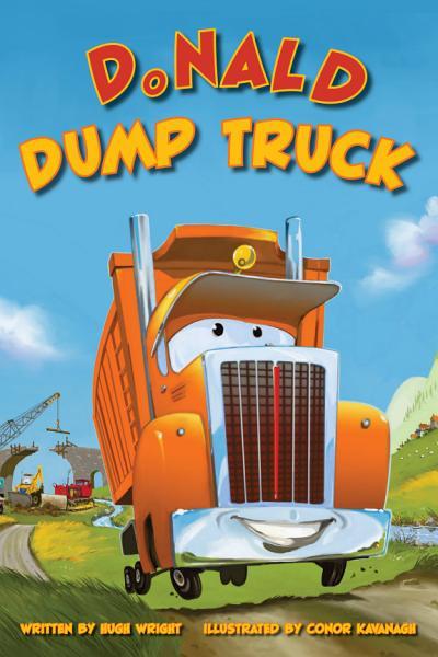 Download Donald Dump Truck Book