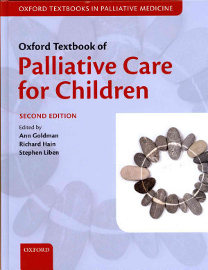Oxford Textbook of Palliative Care for Children PDF