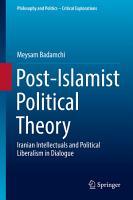 Post Islamist Political Theory PDF