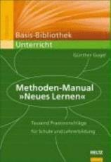 Methoden Manual  Neues Lernen  PDF