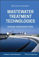 Wastewater Treatment Technologies PDF