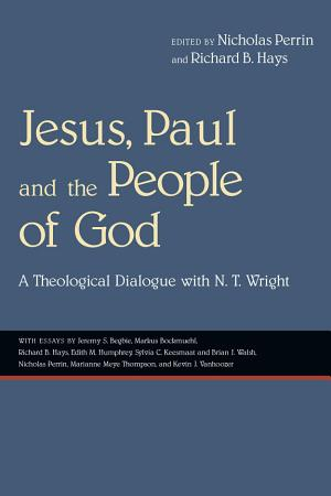 Jesus  Paul and the People of God PDF