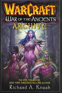 WarCraft War of the Ancients Archive Book