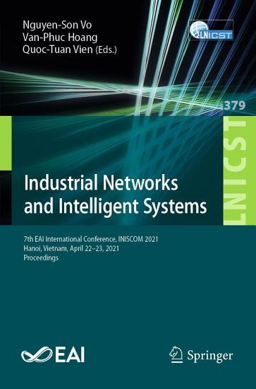 Industrial Networks and Intelligent Systems PDF