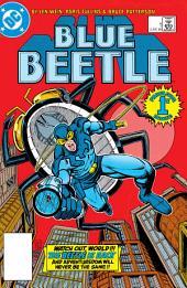 Blue Beetle (1986-) #1