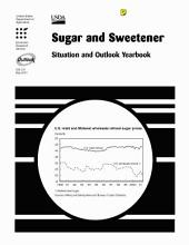 Sugar and Sweetener Situation and Outlook Yearbook 2001