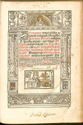 Sermones qui vulgo discipuli iscribuntur