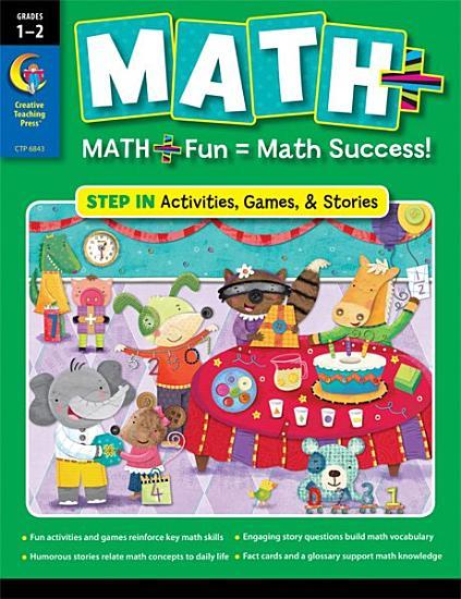 MATH PLUS  Step In  Grade 1   2  eBook PDF