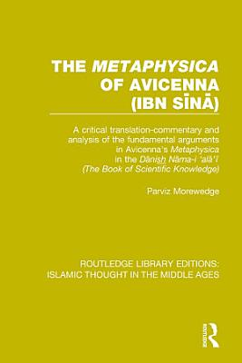 The  Metaphysica  of Avicenna  ibn S  n    PDF