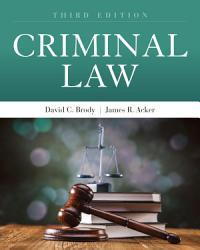 Criminal Law Book PDF