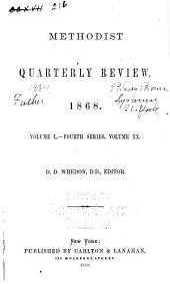 Methodist Review: Volumes 50-51