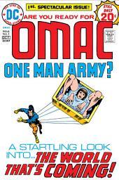 O.M.A.C. (1974-) #1