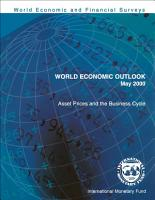 World Economic Outlook  May 2000 PDF