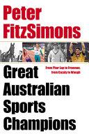 Great Australian Sports Champions