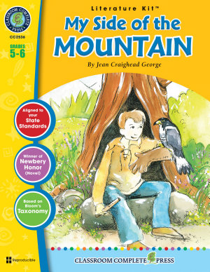 My Side of the Mountain   Literature Kit Gr  5 6