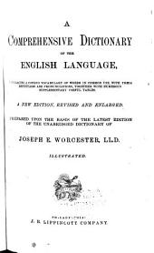 A Comprehensive Dictionary of the English Language: Embracing a Copious Vocabulary of Words in Common Use, with Their Definitions and Pronunciations, Together with Numerous Supplementary Useful Tables