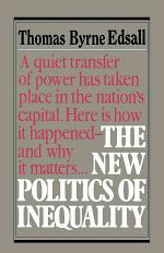 The New Politics of Inequality