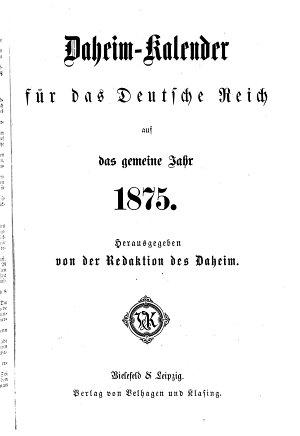 Daheim PDF