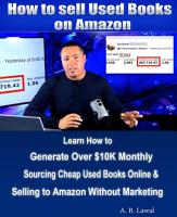 How to Sell Used Books on Amazon PDF