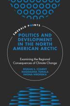 Politics and Development in the North American Arctic PDF