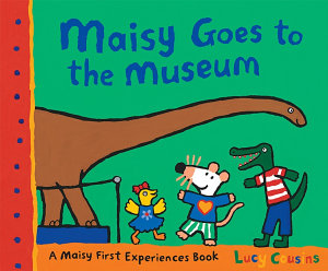 Maisy Goes to the Museum Book