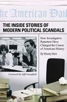 The Inside Stories of Modern Political Scandals PDF