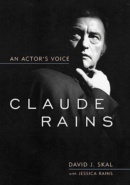 Download Claude Rains Book