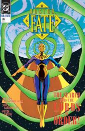 Doctor Fate (1988-) #26