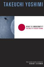 What Is Modernity  PDF