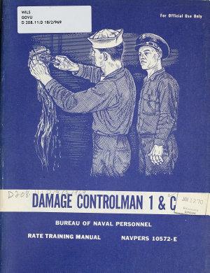 Damage Controlman 1   C