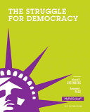 New Mypoliscilab with Pearson Etext    Standalone Access Card    For the Struggle for Democracy  2012 Election Edition PDF