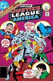 Justice League of America (1960-) #142