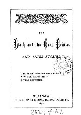 The black and the gray prince  and other stories PDF
