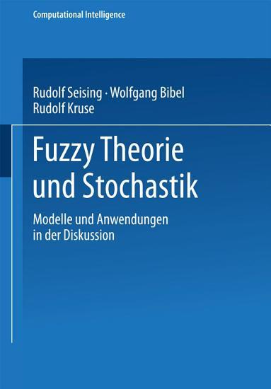 Fuzzy Theorie und Stochastik PDF