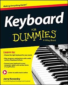 Keyboard For Dummies Book